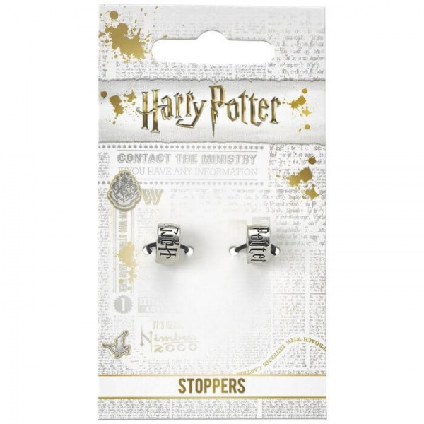 Harry Potter Charm Stopper Set Of Two
