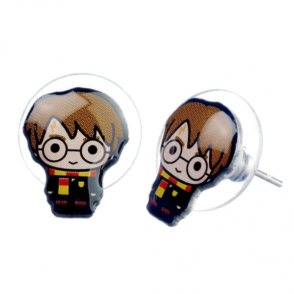 Harry Potter Chibi Stud Earrings