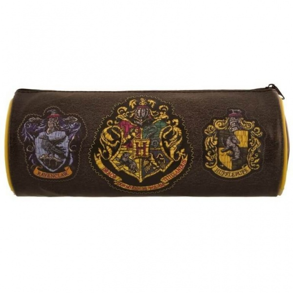 Harry Potter Crests Pencil Case
