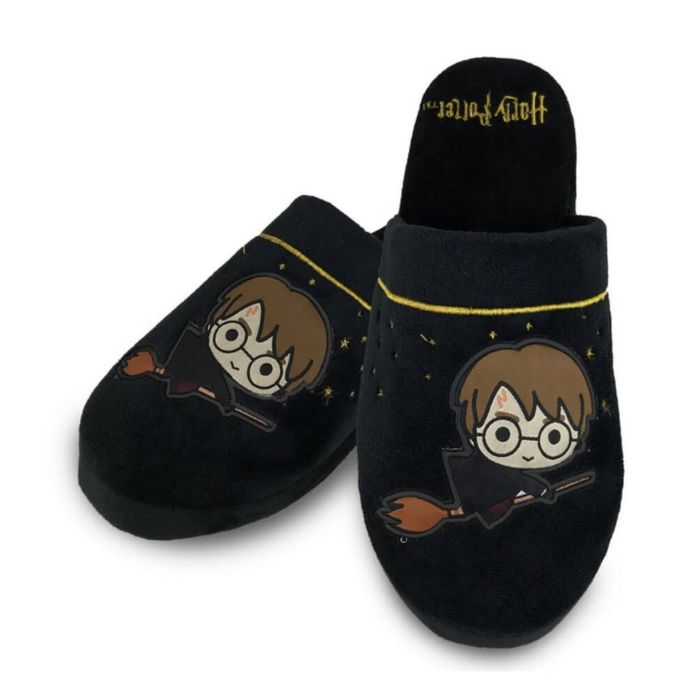 Harry Potter Kawaii Mule Slippers