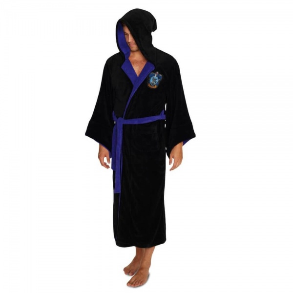 Harry Potter Ravenclaw Men's Dressing Gown