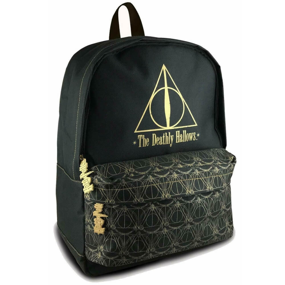 Harry Potter Deathly Hallows Backpack
