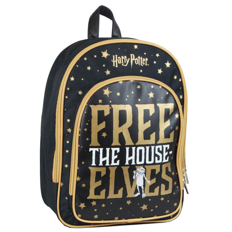 Harry Potter Dobby Free The House Elves Backpack